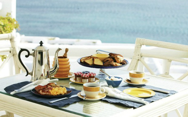 Tại sao các khách sạn thường phục vụ bữa sáng buffet miễn phí cho khách? Như vậy là họ lỗ hay lời? - Ảnh 3.