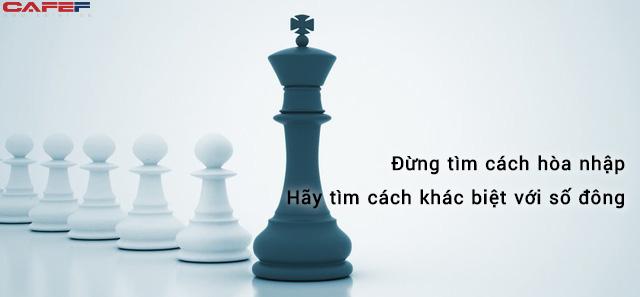 3 điều luôn tìm thấy ở người thống trị cuộc đua, được chứng thực từ chính thành công trong thực tế - Ảnh 2.