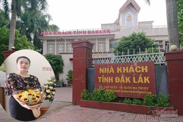 Đắk Lắk họp bất thường, nhắc tên 3 chánh văn phòng vụ bà Ái Sa - Ảnh 1.