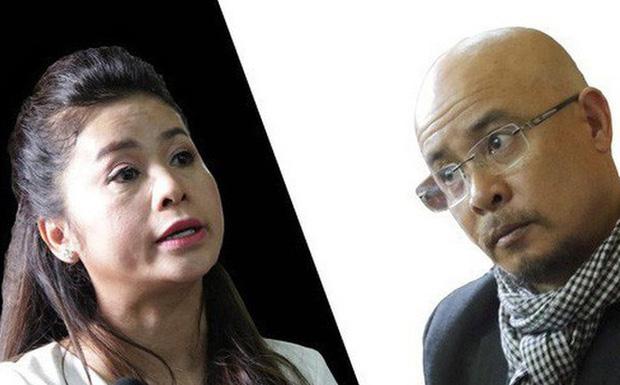 Sau đề nghị xử kín, bà Lê Hoàng Diệp Thảo yêu cầu tòa xử vụ ly hôn công khai - Ảnh 1.