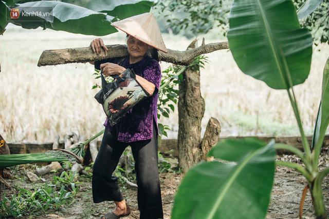 Cuộc sống lạc quan, tự tại của cụ bà đạp xe lên ủy ban xã xin ra khỏi hộ nghèo: 11 đứa con mà tui chưa phải phiền đến đứa mô - Ảnh 15.