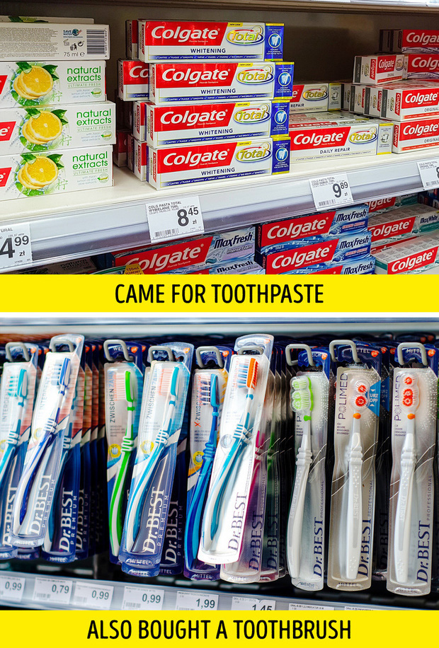 10 mánh khóe các siêu thị thường dùng để bẫy khách mua hàng, theo chia sẻ của một nhân viên marketing lâu năm - Ảnh 9.