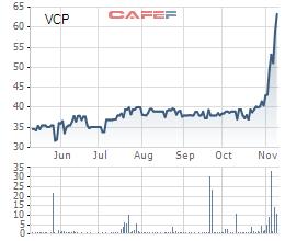 Cổ phiếu tăng gấp rưỡi trong ít ngày, Vinaconex Power (VCP) xin giảm 12% chỉ tiêu lợi nhuận - Ảnh 2.
