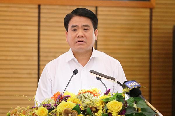 Chủ tịch Hà Nội: Không có lợi ích nhóm của ai ở nhà máy nước sông Đuống - Ảnh 3.