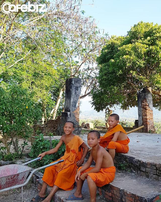 Học cách sống an yên của người Lào: Hãy nuôi dưỡng cho mình một đức tin, cả vũ trụ sẽ hợp lực để giúp bạn đạt đến lý tưởng đúng nghĩa - Ảnh 2.