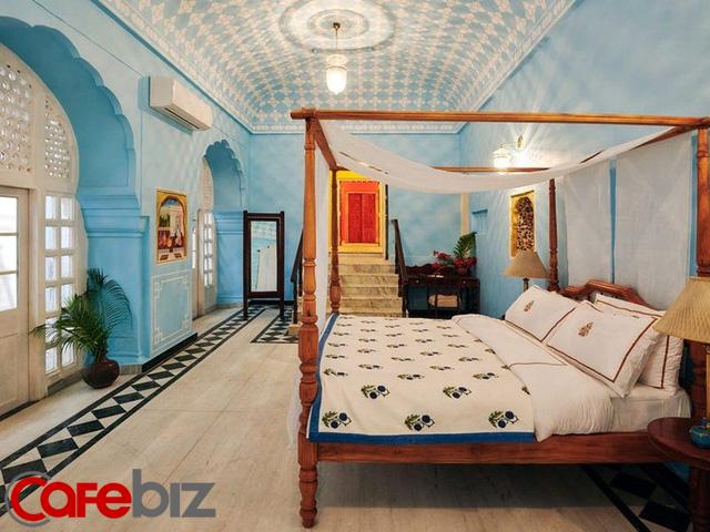 Ông chủ nhà trọ hoàng gia đầu tiên trên Airbnb: 'Rich kid' quý tộc Ấn Độ, 21 tuổi sở hữu 2,8 tỷ USD, cho thuê phòng trong cung điện giá 8.000 USD/đêm - Ảnh 2.