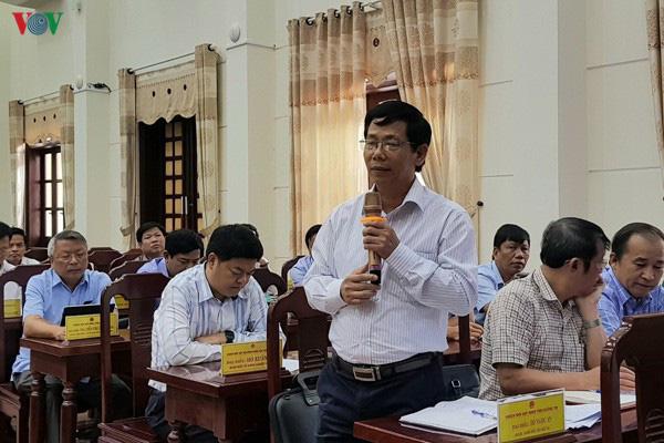 Sáp nhập đơn vị hành chính ở Quảng Trị: 500 cán bộ dôi dư về đâu? - Ảnh 2.