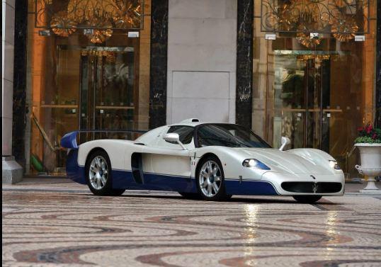 40 siêu xe đắt nhất thế giới sắp tham gia đấu giá mới - Ảnh 3.