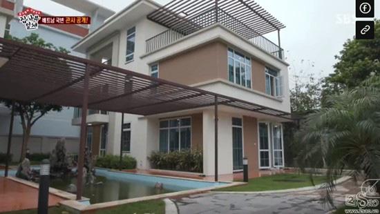 Ngắm căn nhà của thầy Park Hang Seo ở Hà Nội - Ảnh 3.