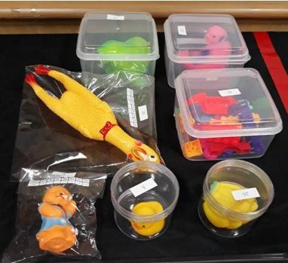 Cảnh báo: Một số đồ chơi trẻ em bằng nhựa ở Thái Lan được phát hiện chứa lượng lớn hóa chất ảnh hưởng đến sinh sản và nguy cơ mắc ung thư - Ảnh 2.