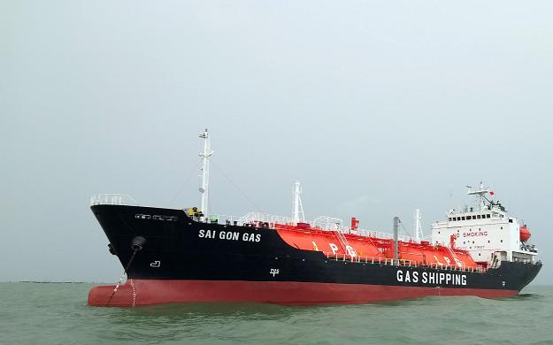 Gas Shipping (GSP) lần đầu trả cổ tức bằng cổ phiếu tỷ lệ 20%