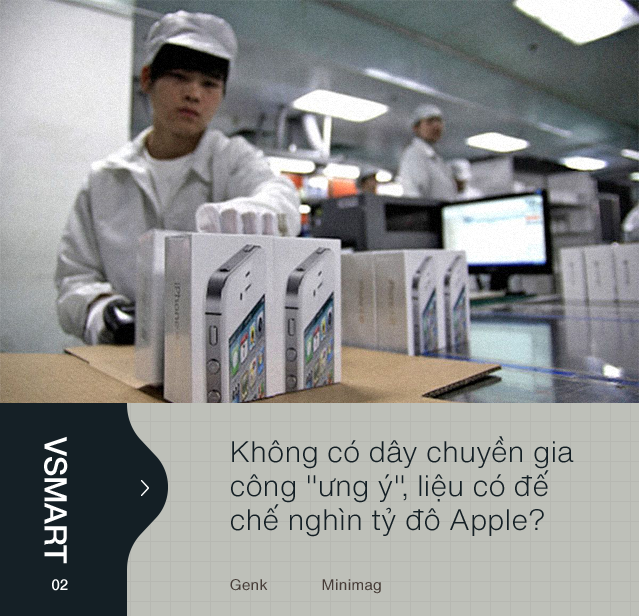 Chê Vsmart biến thành kẻ gia công cho người khác? Vậy trước Huawei và Xiaomi, Trung Quốc đóng vai trò gì trên bản đồ thế giới? - Ảnh 3.