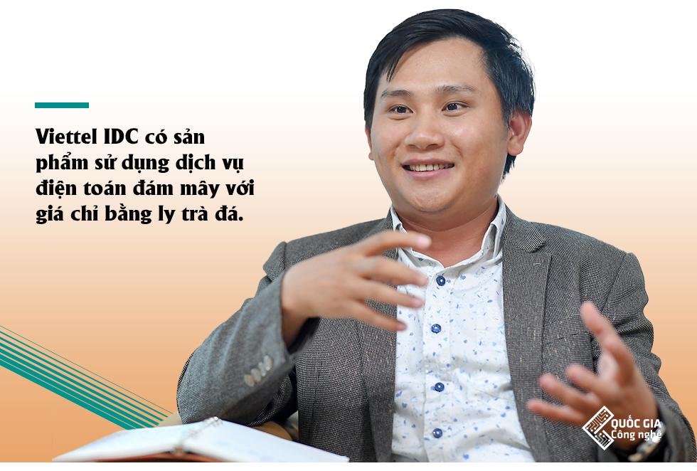 """CEO Viettel IDC:  Điểm chung của các cơ quan Nhà nước """"lên đám mây"""" thành công là làm dứt điểm, dám vứt bỏ cái cũ! - Ảnh 12."""