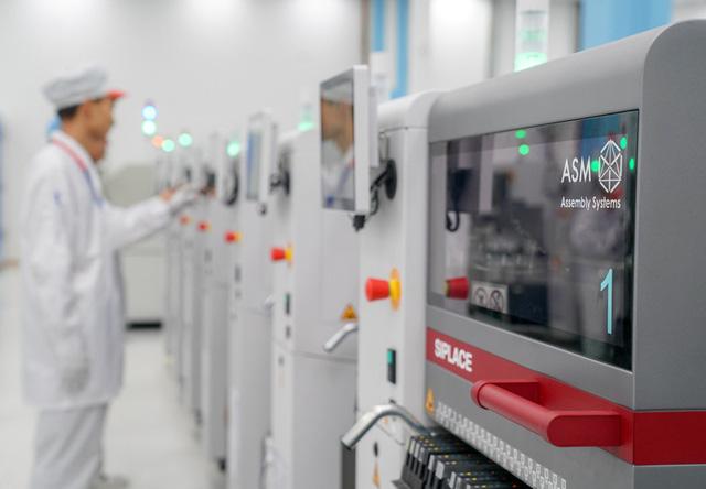Khám phá tổ hợp nhà máy Vsmart mới tại Hòa Lạc được kỳ vọng đưa Vingroup thành cái tên đáng gờm trong ngành sản xuất smartphone - Ảnh 10.