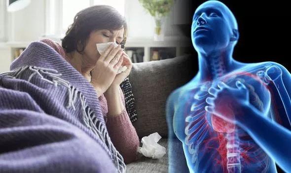 Hàng triệu người không biết triệu chứng cúm dai dẳng mình đang gặp có thể là dấu hiệu của bệnh chết người này - Ảnh 2.