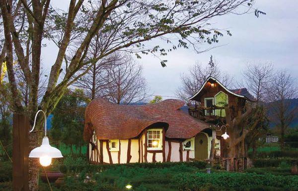 Người phụ nữ 60 tuổi dùng khoản tiền tiết kiệm trong 12 năm để mua đất, xây ngôi nhà cổ tích an hưởng tuổi già cùng người thân - Ảnh 2.