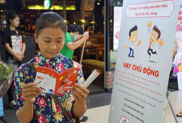 Home Credit nỗ lực mở rộng cơ hội tiếp cận tài chính cho người Việt Nam  - Ảnh 1.