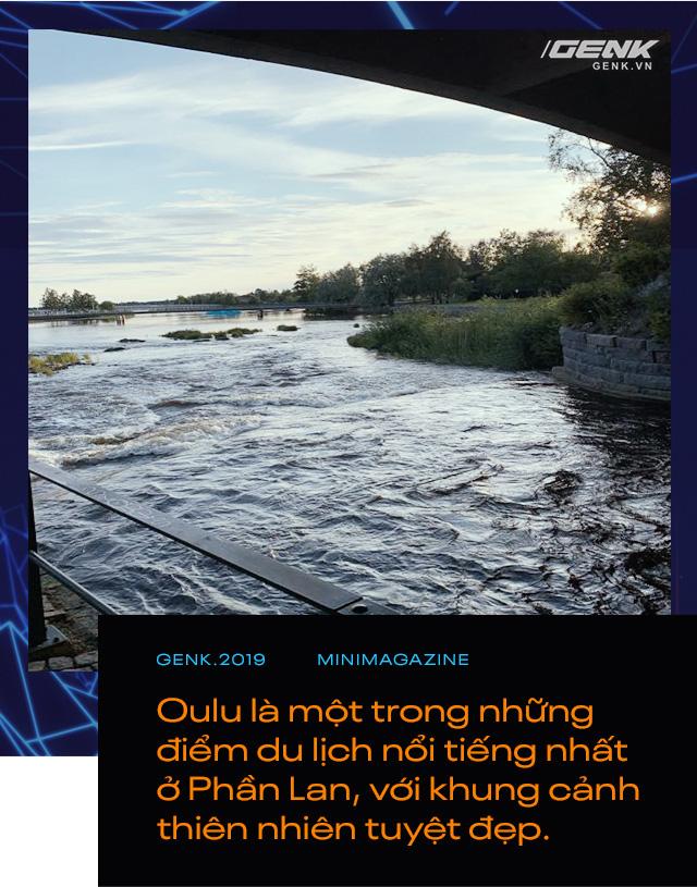 Điều tuyệt vời nhất khi Nokia sụp đổ: Một thị trấn buồn tẻ ở Phần Lan đã trở thành xứ sở thần tiên - Ảnh 3.