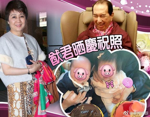 Mừng thọ trùm sòng bạc Macau, bà Tư thắng lớn với hình ảnh đứa cháu đích tôn đời thứ 5 bụ bẫm dâng bánh tặng ông nội - Ảnh 2.