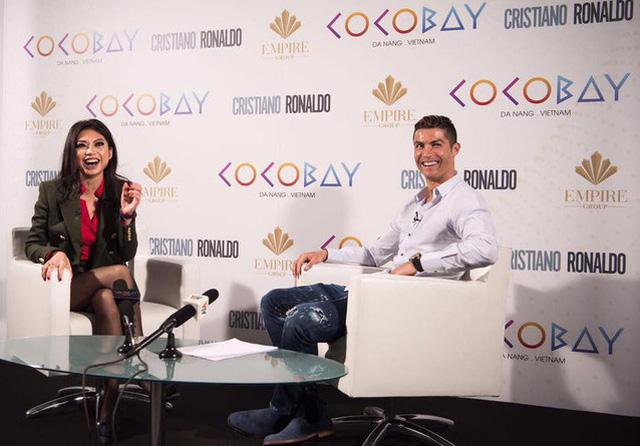Coco Trần - Nữ doanh nhân 9x từng mời Cristiano Ronaldo quảng cáo cho siêu dự án Cocobay là ai?  - Ảnh 3.