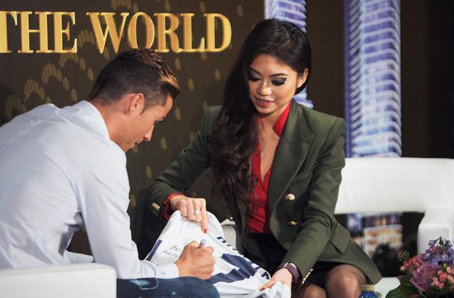 Coco Trần - Nữ doanh nhân 9x từng mời Cristiano Ronaldo quảng cáo cho siêu dự án Cocobay là ai?  - Ảnh 4.