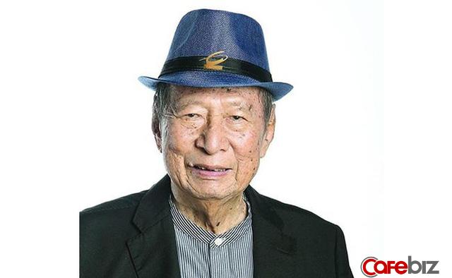 Ông chủ đầu tư khu đô thị nhà giàu Nam Thăng Long Ciputra Hà Nội qua đời ở tuổi 88 - Ảnh 1.