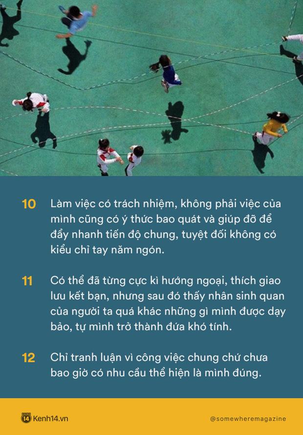 29 đặc điểm của một người được giáo dục tốt: Luôn đúng giờ, biết nhìn mặt người khác mà cư xử - Ảnh 2.