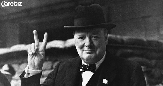 29 câu nói kinh điển đáng suy ngẫm của thủ tướng Anh Winston Churchill: Bạn không đối mặt với hiện thực, hiện thực sẽ đối mặt với bạn - Ảnh 1.