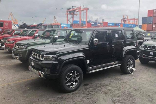 SUV Trung Quốc ồ ạt về Việt Nam: Giá rẻ hơn hàng trăm triệu so với xe Nhật, Hàn - Ảnh 9.
