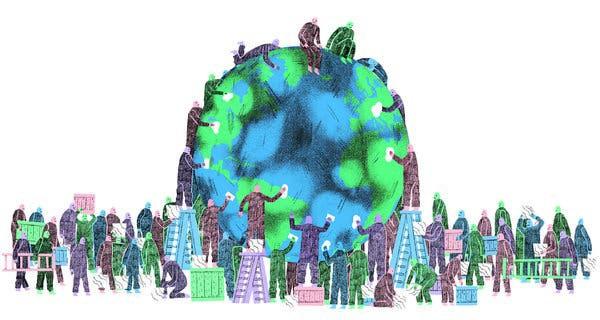 Góc kinh tế học: Tưởng chừng không liên quan, nhưng biến đổi khí hậu chính là thất bại thị trường nghiêm trọng nhất của nền kinh tế - Ảnh 2.