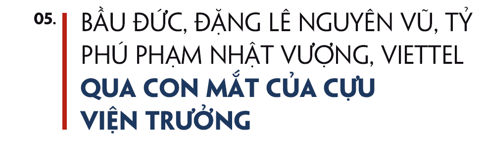PGS.TS Trần Đình Thiên: Tôi tin Phạm Nhật Vượng, Trần Bá Dương, Đặng Lê Nguyên Vũ… nói thật về khát vọng Việt Nam chứ không đạo đức giả hay mua chuộc dân tuý! - Ảnh 11.