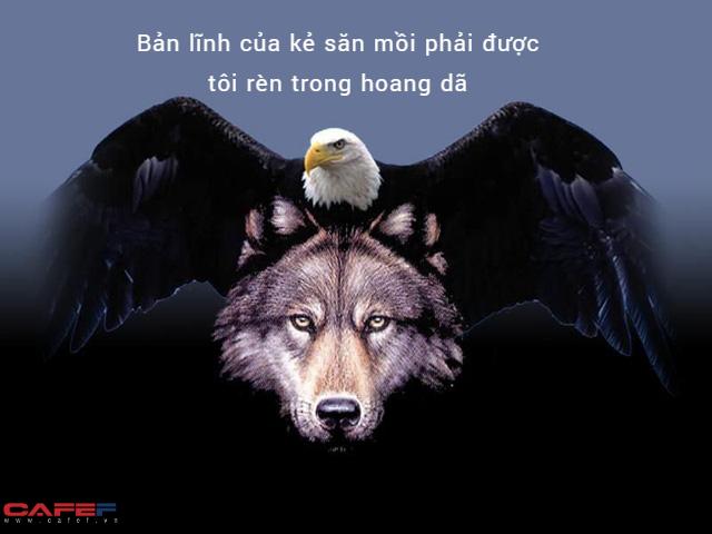 Cách môi trường quyết định bản chất: Đại bàng lớn lên trong chuồng gà sẽ quên cách bay, nuôi sói trong chuồng heo chẳng khác nào bẻ gãy răng nanh sắc bén - Ảnh 2.