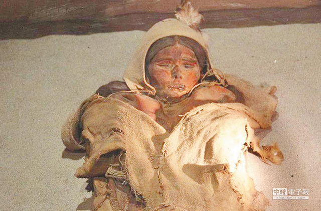 Lâu Lan: Vương quốc cổ thần bí giữa lòng sa mạc Trung Quốc và sự biến mất không lời giải đáp trong hàng nghìn năm qua - Ảnh 1.