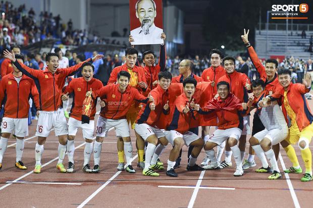 Lịch sử: Lần đầu tiên sau 10 năm, thể thao Việt Nam kết thúc SEA Games 30 với vị trí thứ hai toàn đoàn, lần đầu tiên sau 16 năm đứng trên Thái Lan - Ảnh 1.