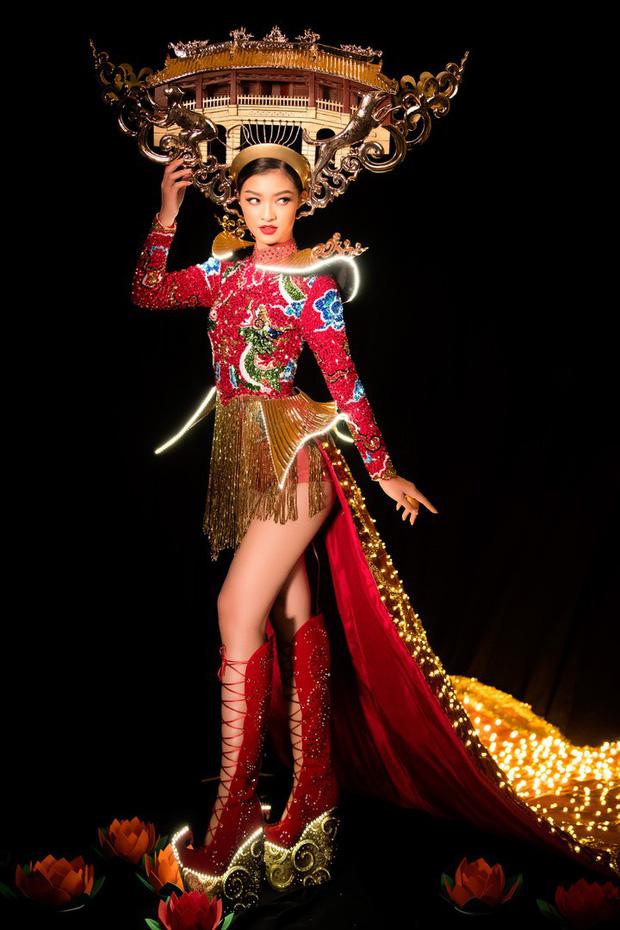 Nhan sắc Việt liên tục ghi dấu ấn trên bản đồ Quốc tế, Lương Thùy Linh có tạo nên kỳ tích tại Miss World ngày 14/12? - Ảnh 3.