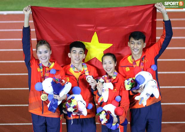 Top 10 khoảnh khắc ấn tượng nhất tại SEA Games 30 của Đoàn thể thao Việt Nam - Ảnh 4.