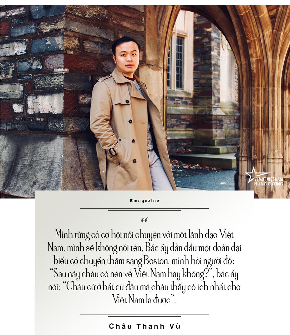 Giấc mơ làm chủ tịch tỉnh của Nghiên cứu sinh Tiến sĩ Harvard Châu Thanh Vũ - Ảnh 6.