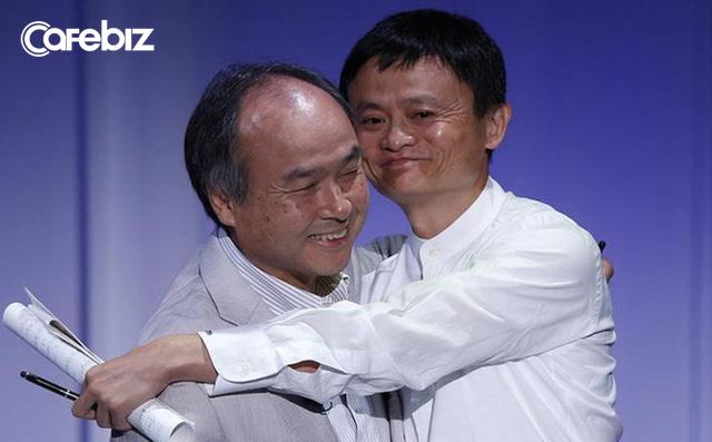 Alibaba nhận đầu tư lớn của Softbank từ thuở hàn vi, nhưng chính Jack Ma chỉ ra sai lầm chí mạng của bạn thân-đối tác Masayoshi Son: Tiền nhiều quá mà mất khôn! - Ảnh 1.