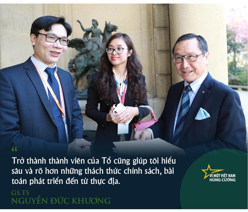 GS.TS Nguyễn Đức Khương: Để Việt Nam đi đến hùng cường, bắt đầu từ làm tốt những việc nhỏ! - Ảnh 11.