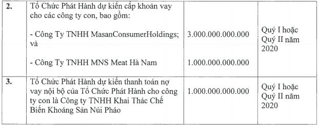 Masan Group muốn huy động 10.000 tỷ trái phiếu để bổ sung vốn cho các công ty con - Ảnh 4.