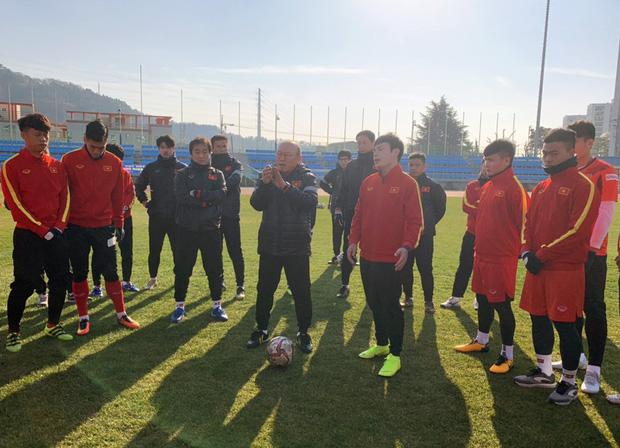 Tin vui từ Hàn Quốc: Quang Hải đã hồi phục chấn thương, tập luyện bình thường cùng U23 Việt Nam - Ảnh 3.