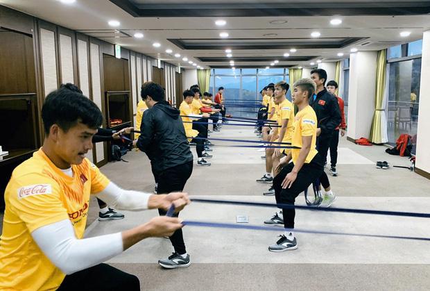 Tin vui từ Hàn Quốc: Quang Hải đã hồi phục chấn thương, tập luyện bình thường cùng U23 Việt Nam - Ảnh 5.