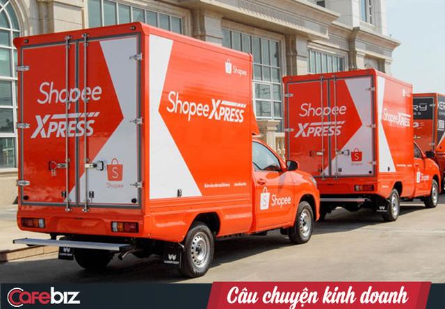 Vì sao ShopeeExpress giao hàng 4h, TikiNow giao 2h, còn Grab đi với Sendo thì giao trong 3h, nhưng Grab kết hợp Shopee lại có thể giao trong 1h? - Ảnh 2.