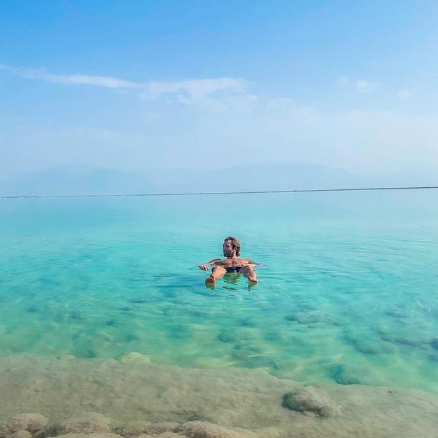Hoá ra Biển Chết thực chất… không phải là biển, lại còn hút khách du lịch tìm đến check-in vì lý do độc nhất vô nhị này! - Ảnh 11.