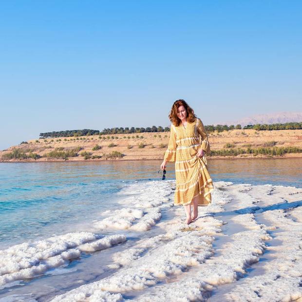 Hoá ra Biển Chết thực chất… không phải là biển, lại còn hút khách du lịch tìm đến check-in vì lý do độc nhất vô nhị này! - Ảnh 14.