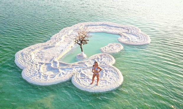 Hoá ra Biển Chết thực chất… không phải là biển, lại còn hút khách du lịch tìm đến check-in vì lý do độc nhất vô nhị này! - Ảnh 19.