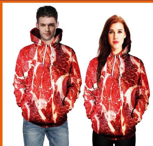 Sốt thời trang thịt lợn bán đầy rẫy trên mạng - Ảnh 3.