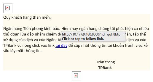 Nhận được email cảnh báo lừa đảo từ ngân hàng, đây là cách tôi ngay lập tức nhận biết người gửi mới chính là kẻ lừa đảo  - Ảnh 3.
