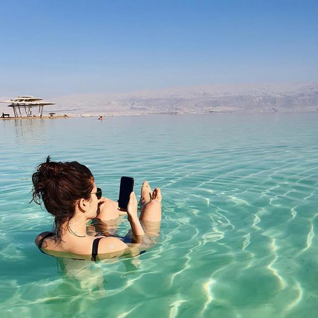 Hoá ra Biển Chết thực chất… không phải là biển, lại còn hút khách du lịch tìm đến check-in vì lý do độc nhất vô nhị này! - Ảnh 22.