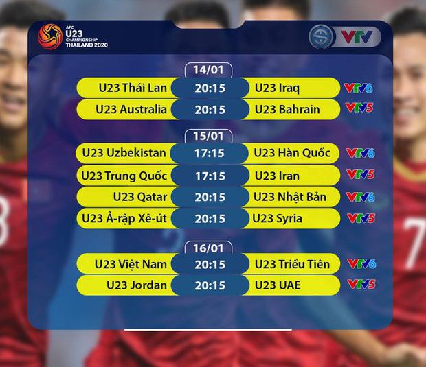 HLV Park Hang-seo: Thiếu Văn Hậu, nguy cơ thủng lưới của U23 Việt Nam tăng cao ở VCK U23 châu Á 2020 - Ảnh 5.